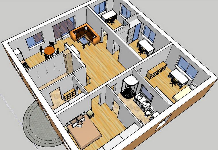 Mājas projekts Artūrs