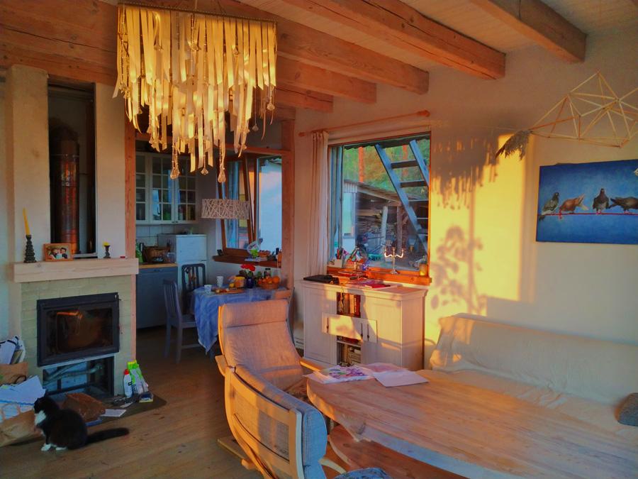Omulīgu ģimenes māju projektēšana