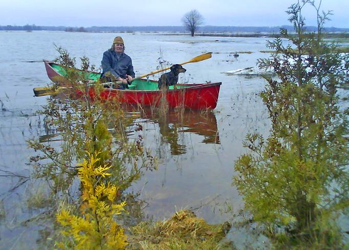 Plūdi Lielupē 2010
