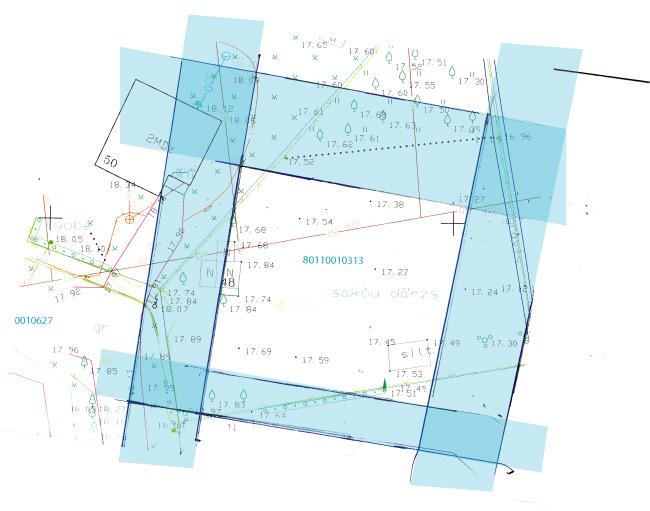 Āderu plāns Salaspilī