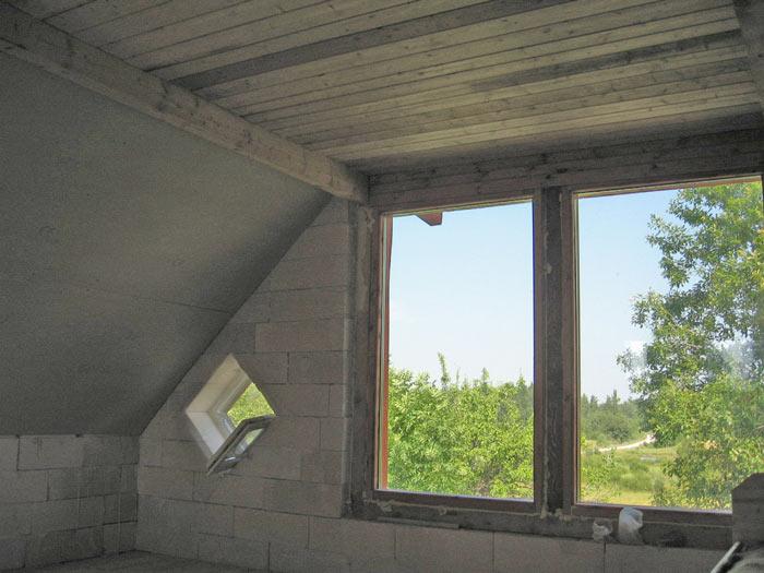 ar skaidām siltināts jumtastāvs 25cm