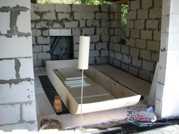 ekonomiskas darbnīcas-saimniecības ēkas projekts un būvniecības process