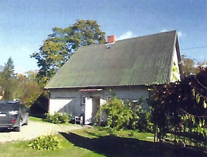 Dzīvojamās mājas rekonstrukcijas projekts - esošās ēkas fotoattēli