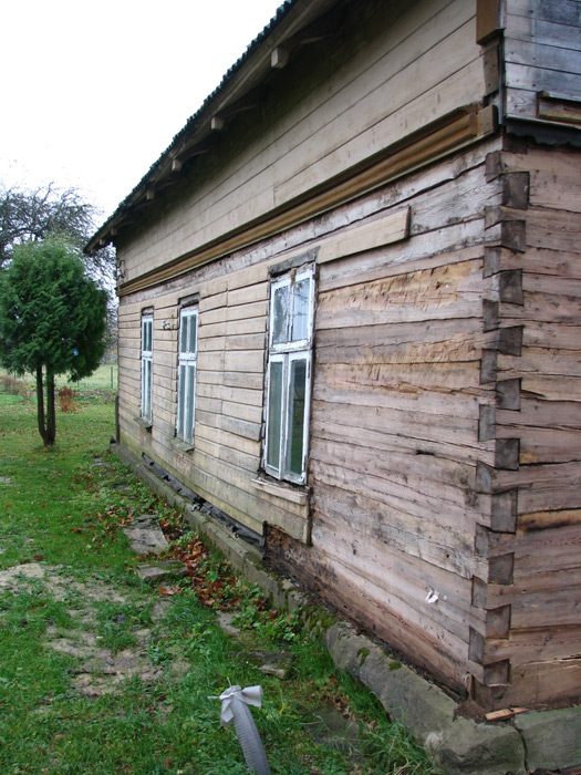rekonstrukcijas projekts, ēkas stāvoklis pirms rekonstrukcijas