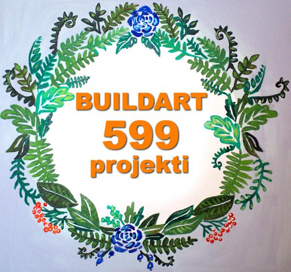 Buildart.lv 599 projekti