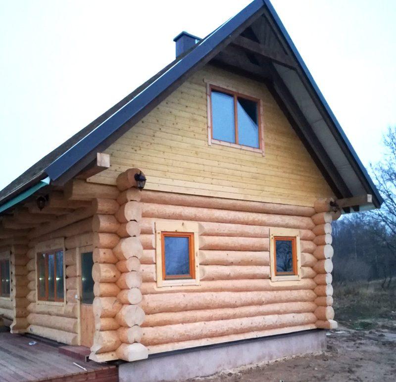 Mednieku namiņa projekts