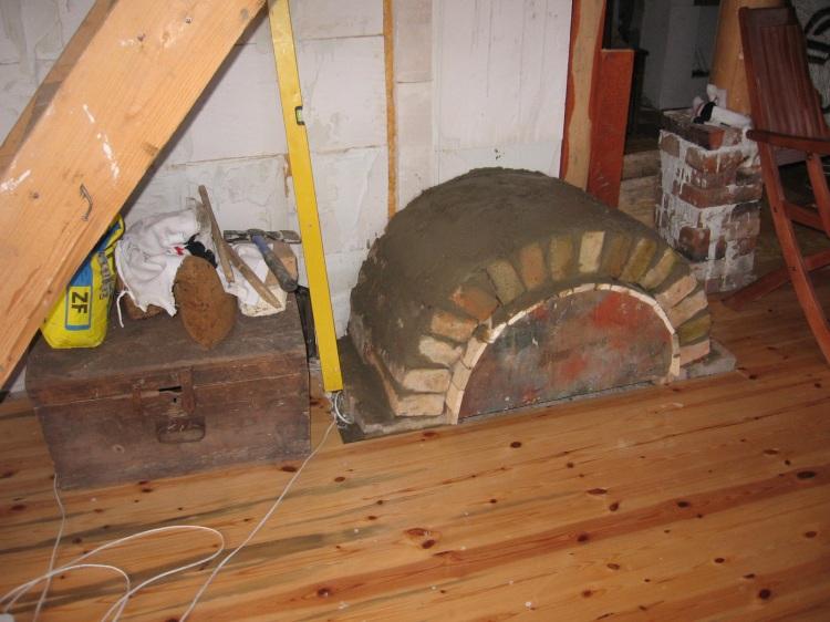 vienkāršas arkas mūrēšana
