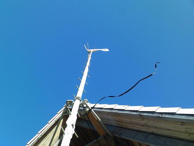 ķīniešu 400w vēja ģenerators mājsaimniecībai