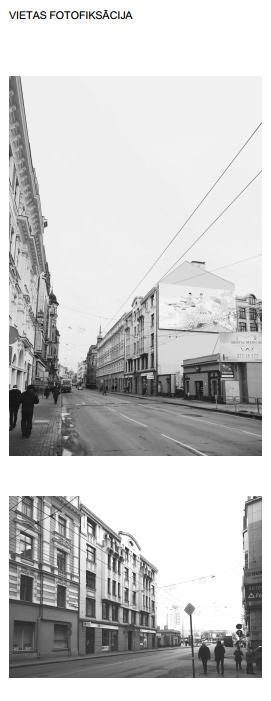 Dauddzīvokļu mājas projekts Rīgā - eesošās situācijas fotofiksācija