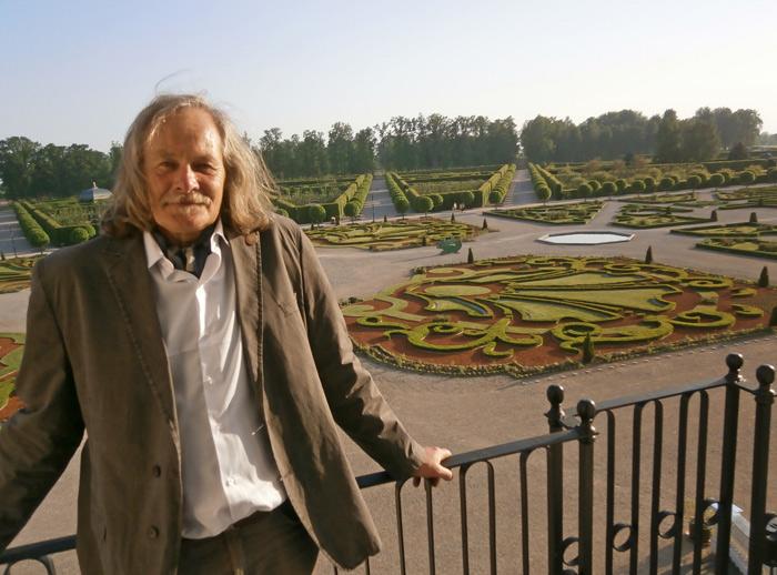 arhitekts Valdis Liepa, Rundāles pils restaurācija