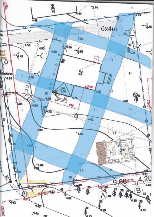 Āderu noteikšana zemes īpašumam Jūrmalā