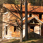 Ekonomiskas, ērtas divstāvu mājas projekts 110kvm, titulbilde