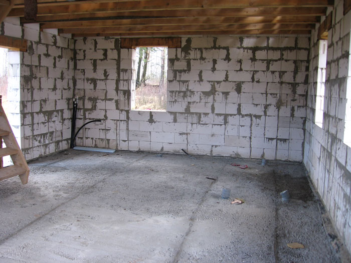 betonvedēja betons
