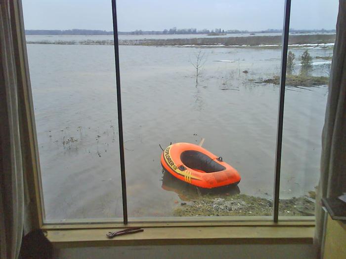 Plūdi Lielupe 2010