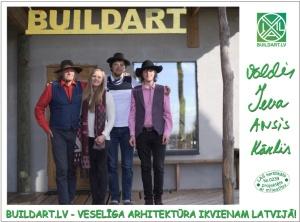 Buildart.lv - veselīga arhitektūra ikvienam Latvijā