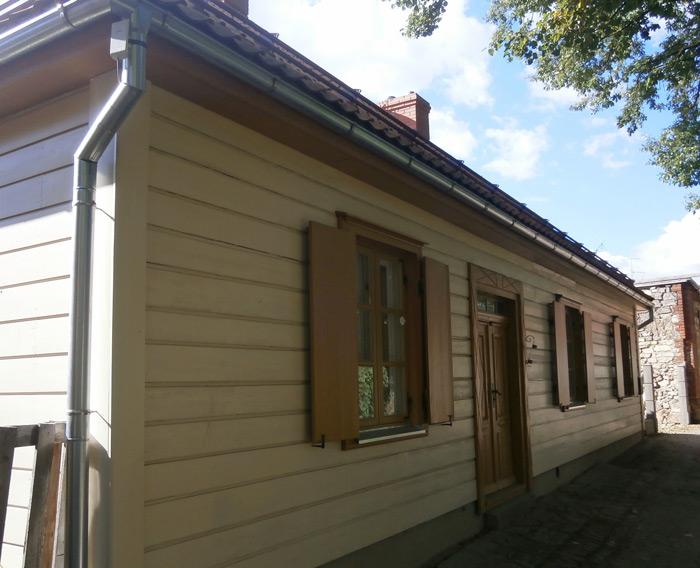 Rekonstrukcijas projekts, Realizētās ēkas bildes