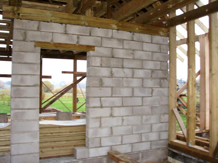 Pirts projekts, pirts atpūtai draugiem un viesiem, būvn. process, koka statņu konstrukcija