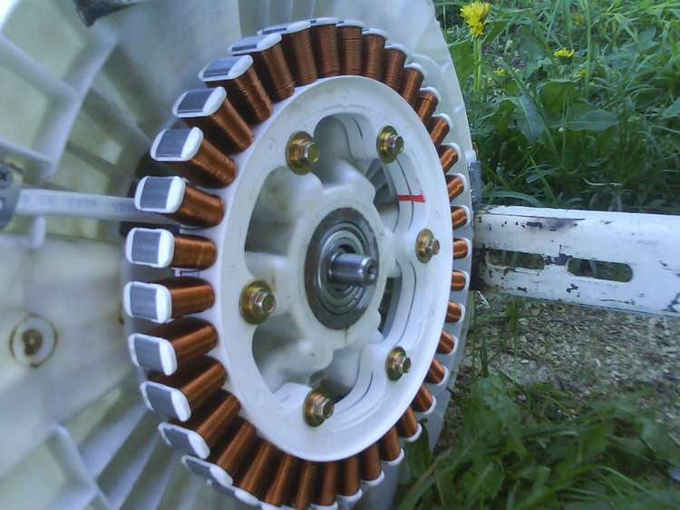 motors - ģenerators