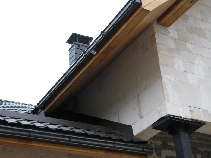 Mājas projekts Dina, ēkas būvniecības procesa attēli