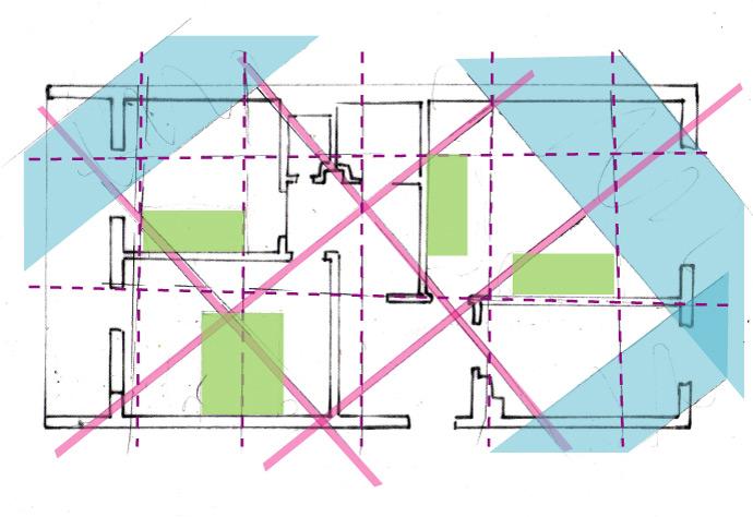 Āderu plāns dzīvoklim Dobelē