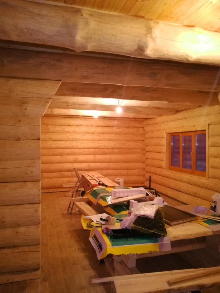 Mednieku namiņa projekts - fotogrāfijas