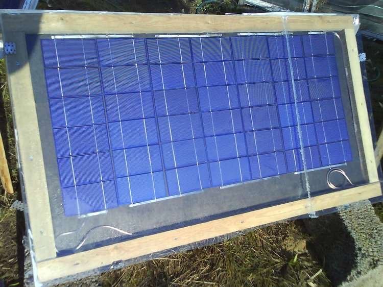 paštaisītas saules baterijas