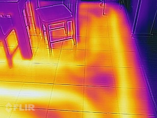 """Dzīvojamās mājas projekts """"Agris"""", uzbūvētās mājas energoefektivitātes apsekojums"""