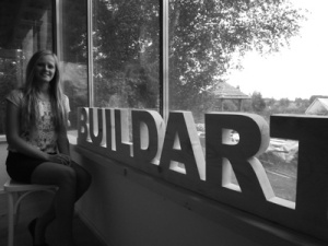 Arhitektūras studente - Ieva Liepa