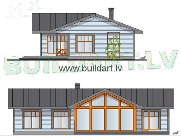 Mājas projekts