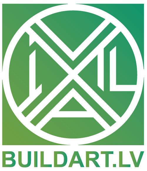 Buildart.lv logo