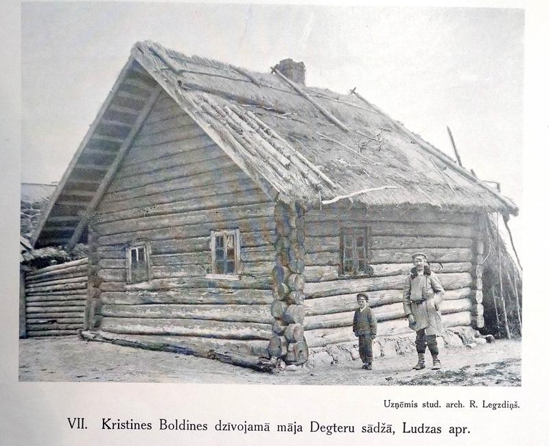 Āderu pētījums senai ēkai