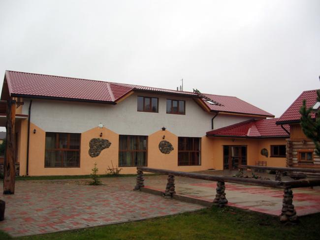 Viesu nams Valgundē, projekts