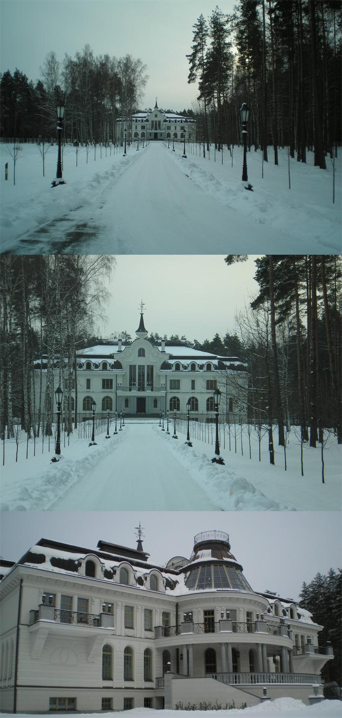 Neo stila ēka, uzbūvēta Latvijā, 21.gs