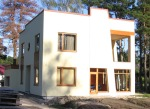 Vidēji lielas dzīvojamās mājas (līdz 180m2)
